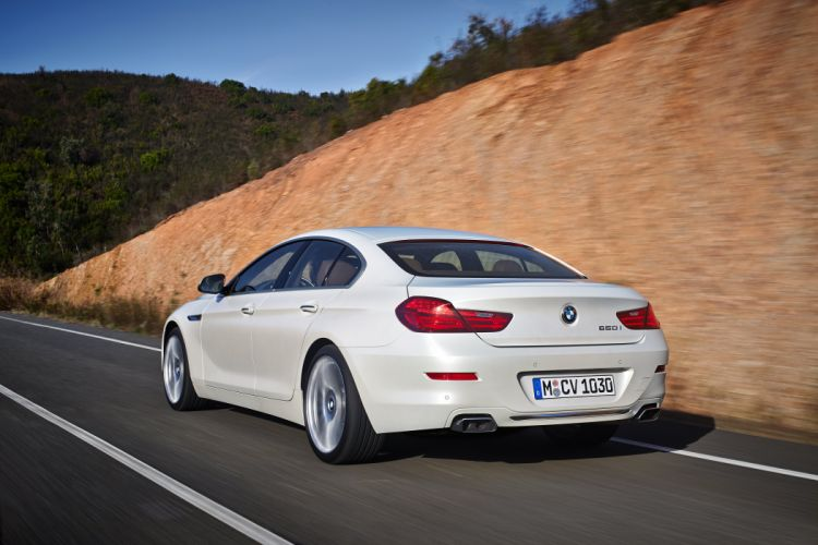 2015 BMW 650i Gran Coupe (F06) luxury wallpaper