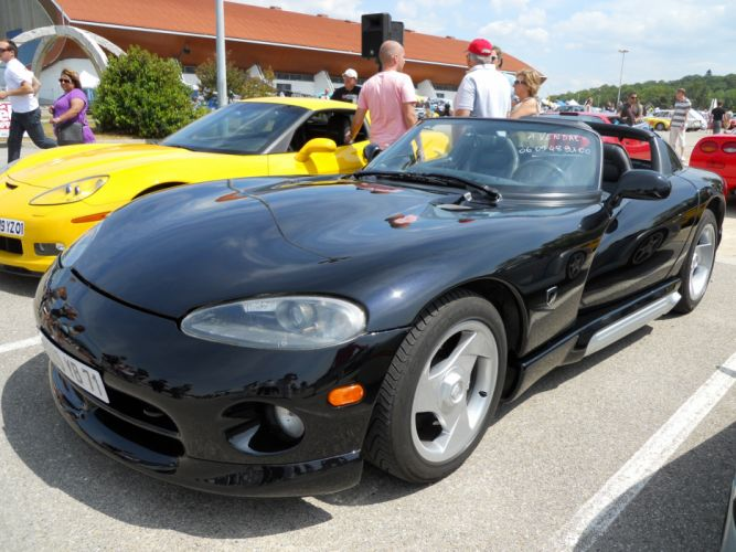 Dodge gts muscle srt Supercar Viper cars usa black wallpaper