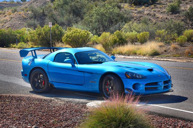 Dodge gts muscle srt Supercar Viper cars usa blue bleu wallpaper