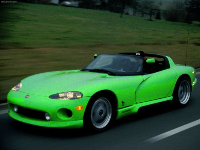 Dodge gts muscle srt Supercar Viper cars usa blue green vert wallpaper