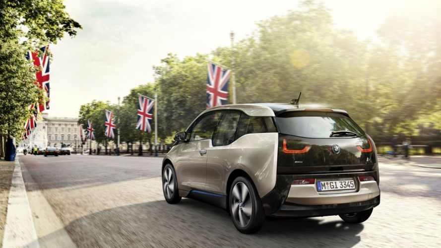 BMW i3 car wallpaper
