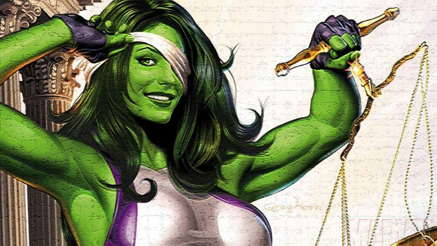 SHE-HULK marvel comics superhero hulk she wallpaper