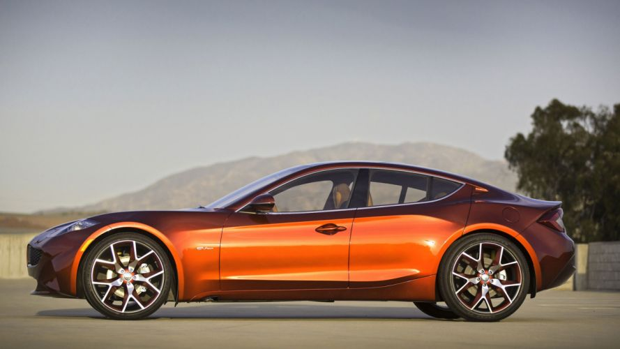 Fisker Karma Ever car wallpaper