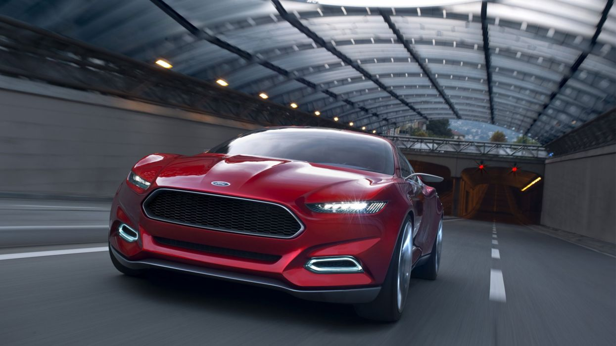 Ford Evos car wallpaper