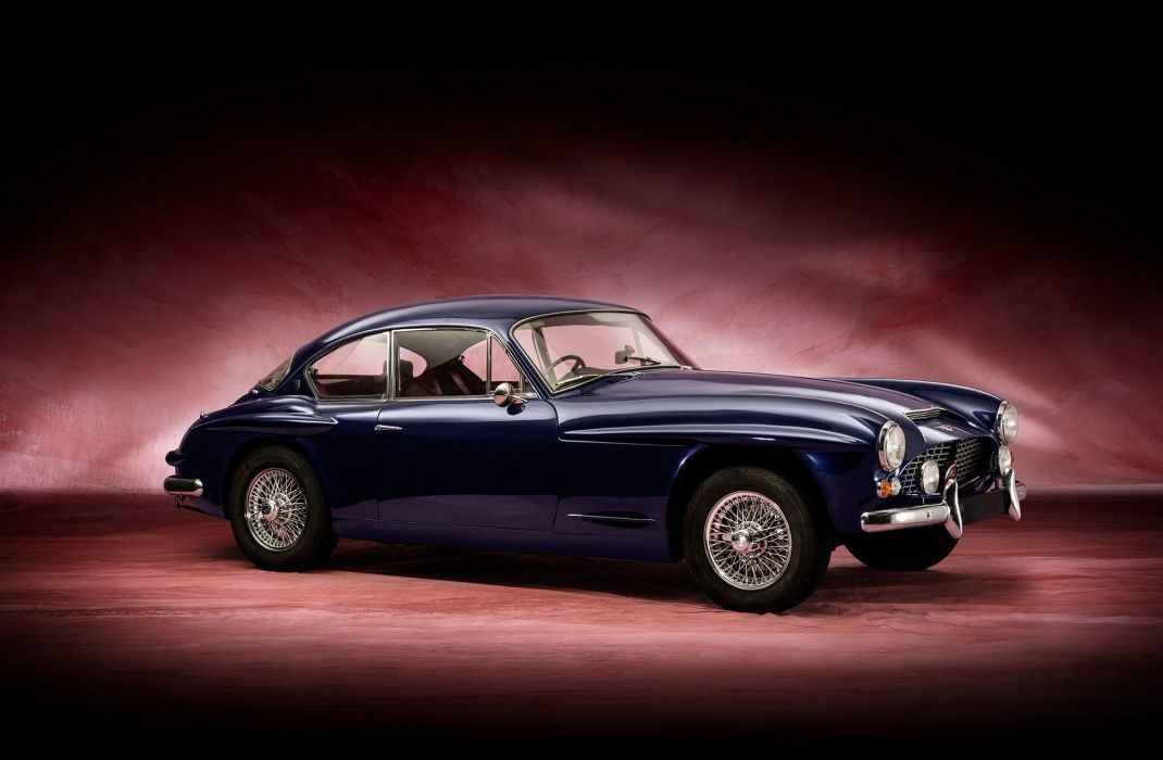 1960 Jensen 541S classic luxury wallpaper