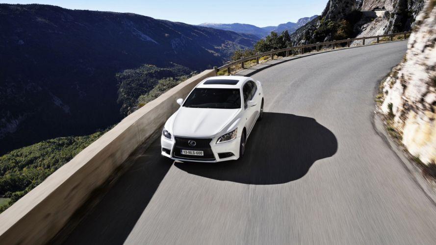Lexus LS600 car wallpaper