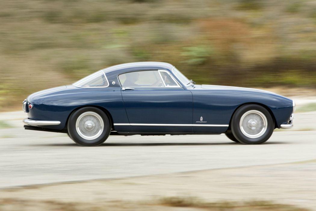1954 Ferrari 250 Europa G-T Coupe supercar classic wallpaper