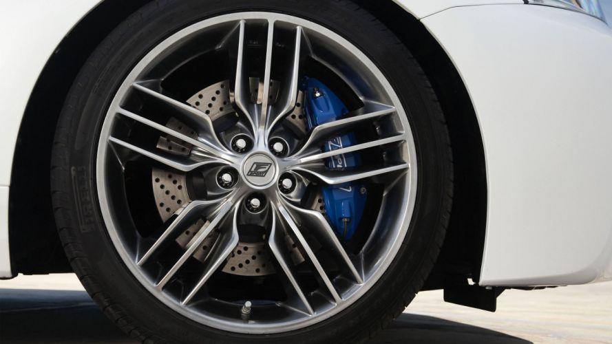 Lexus FSport car wallpaper