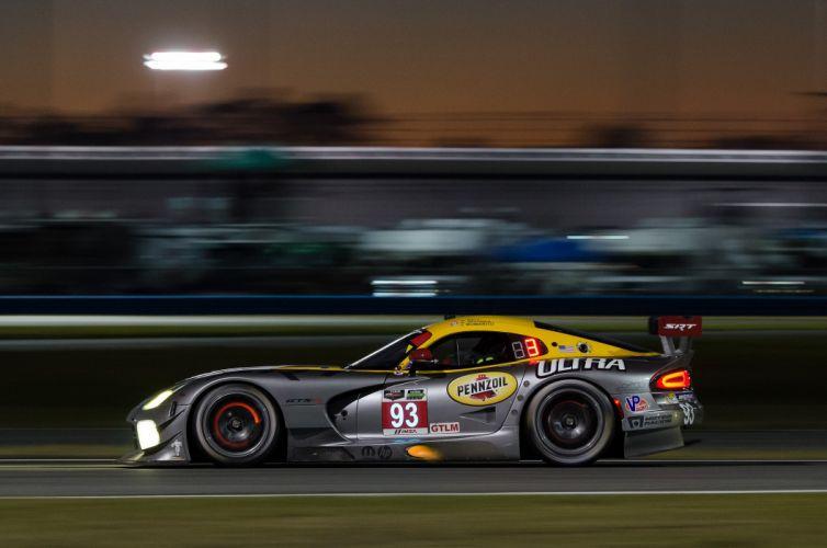 Dodge Viper GTS-R racecars sport cars usa wallpaper