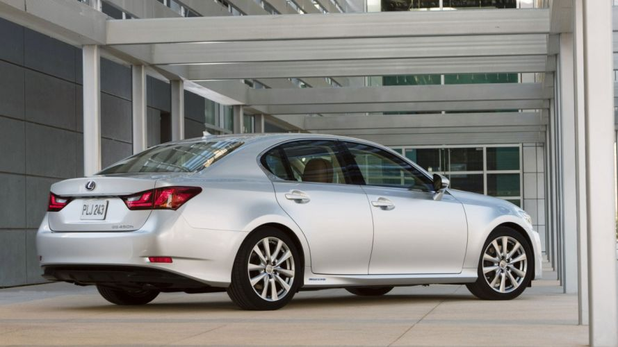 Lexus GS450H car wallpaper