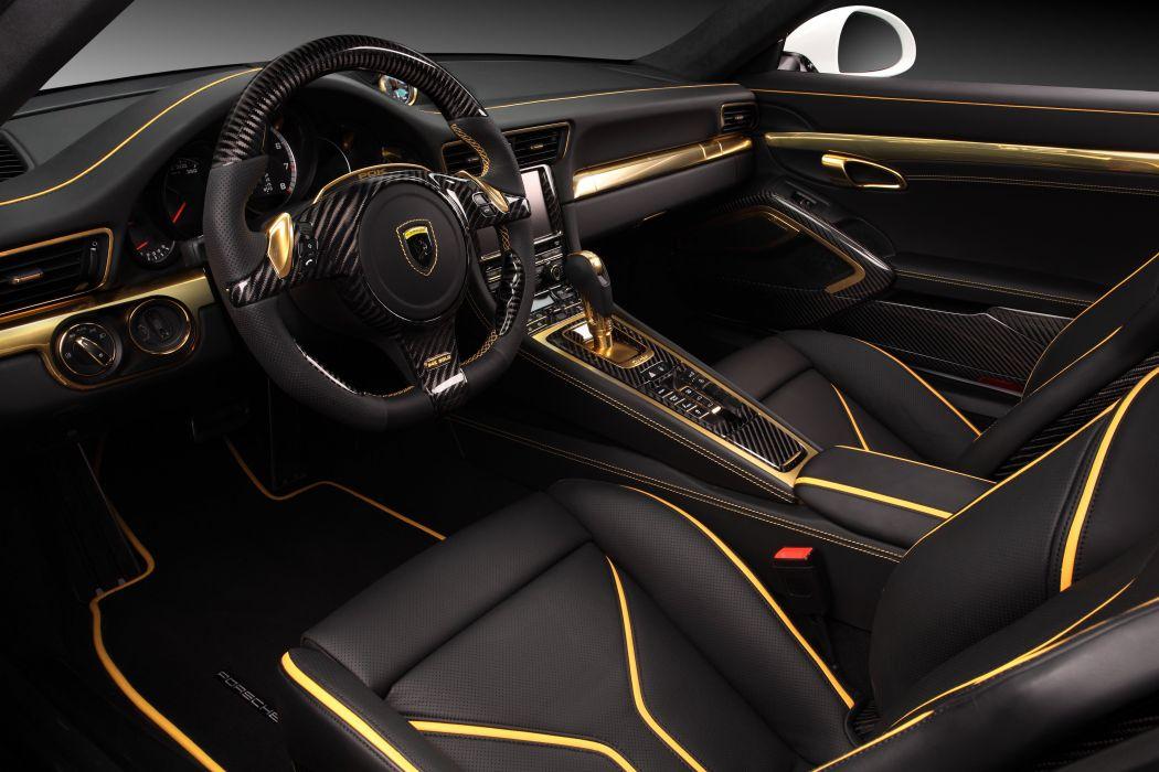 2014 TopCar Porsche 911 Turbo Stinger GTR (991) tuning supercar wallpaper