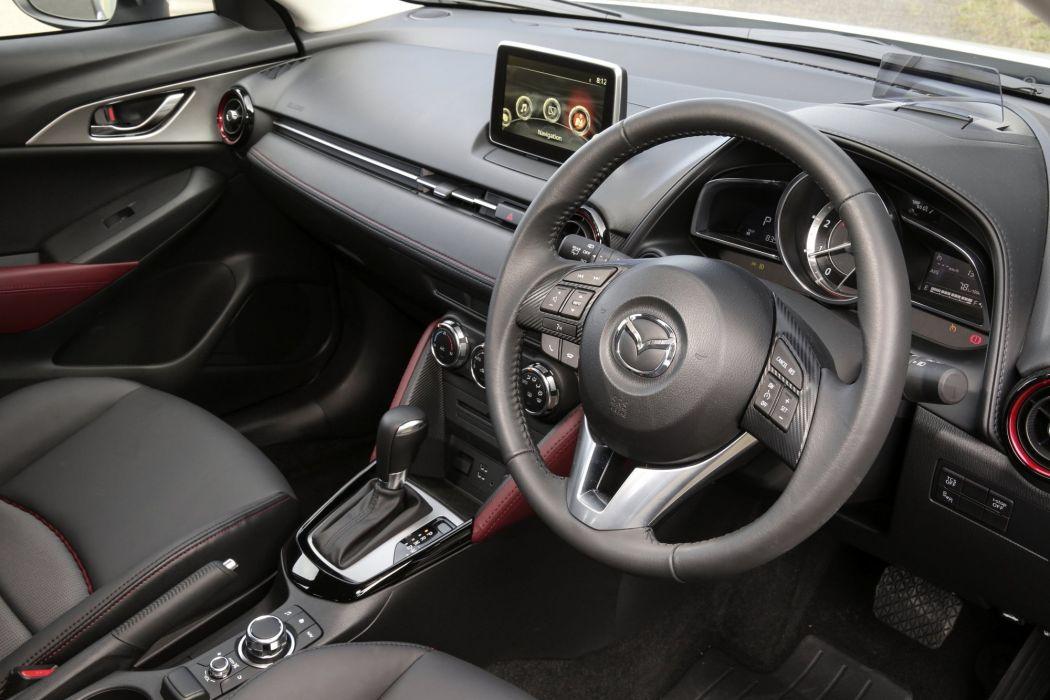 2015 Mazda CX-3 AU-spec awd wallpaper