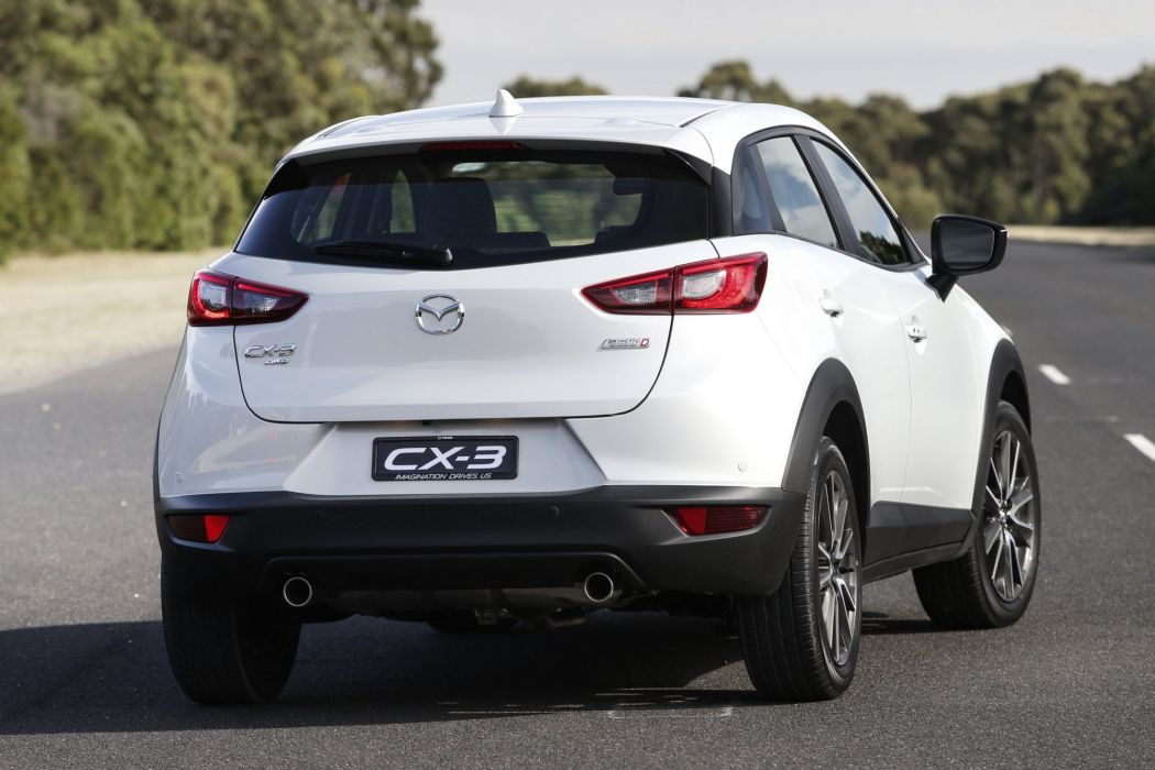 2015 Mazda CX-3 AU-spec awd wallpaper