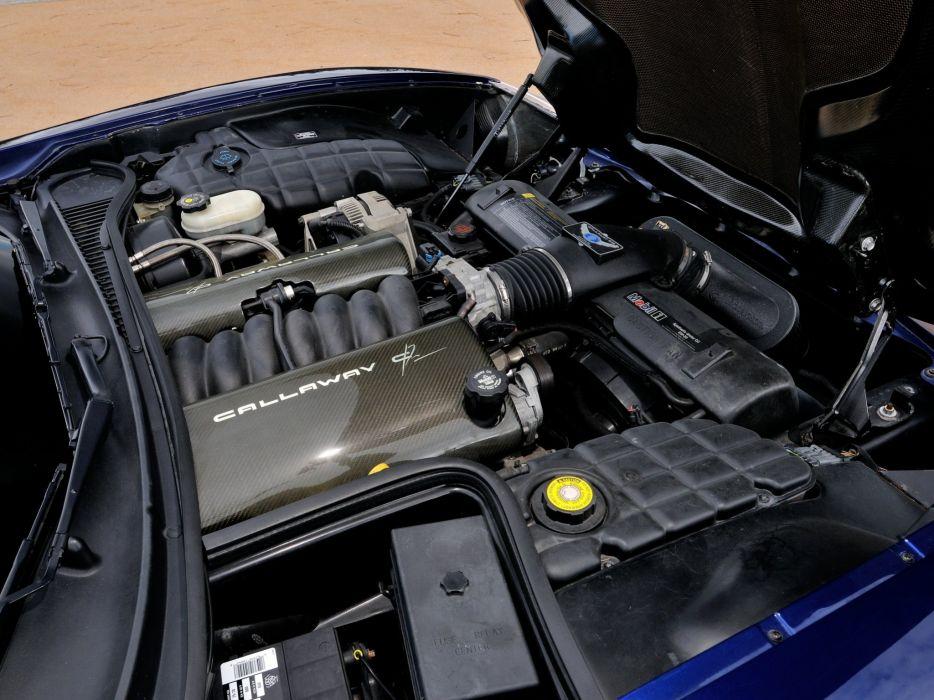 1997 Callaway C12 Chevrolet Corvette supercar muscle wallpaper