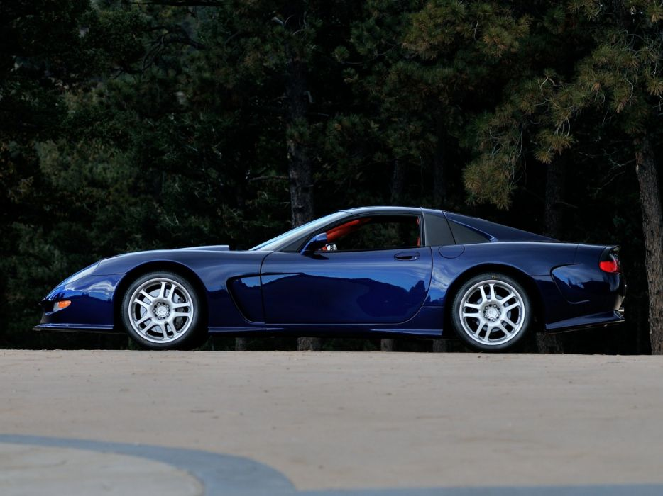 1997 Callaway C12 Chevrolet Corvette supercar muscle wallpaper