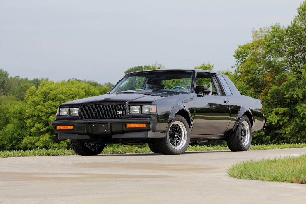 1987 Buick Regal J47 Grand National Gnx Coupe Muscle