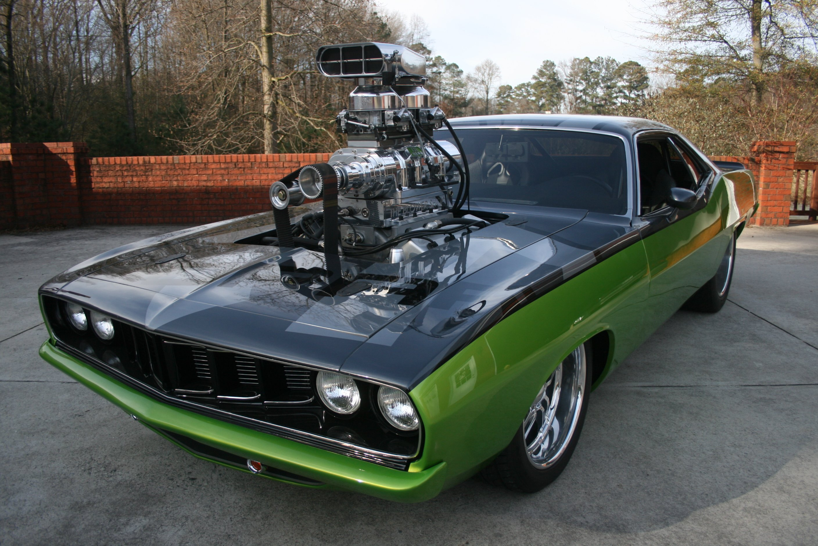 hemi muscle cars - photo #33