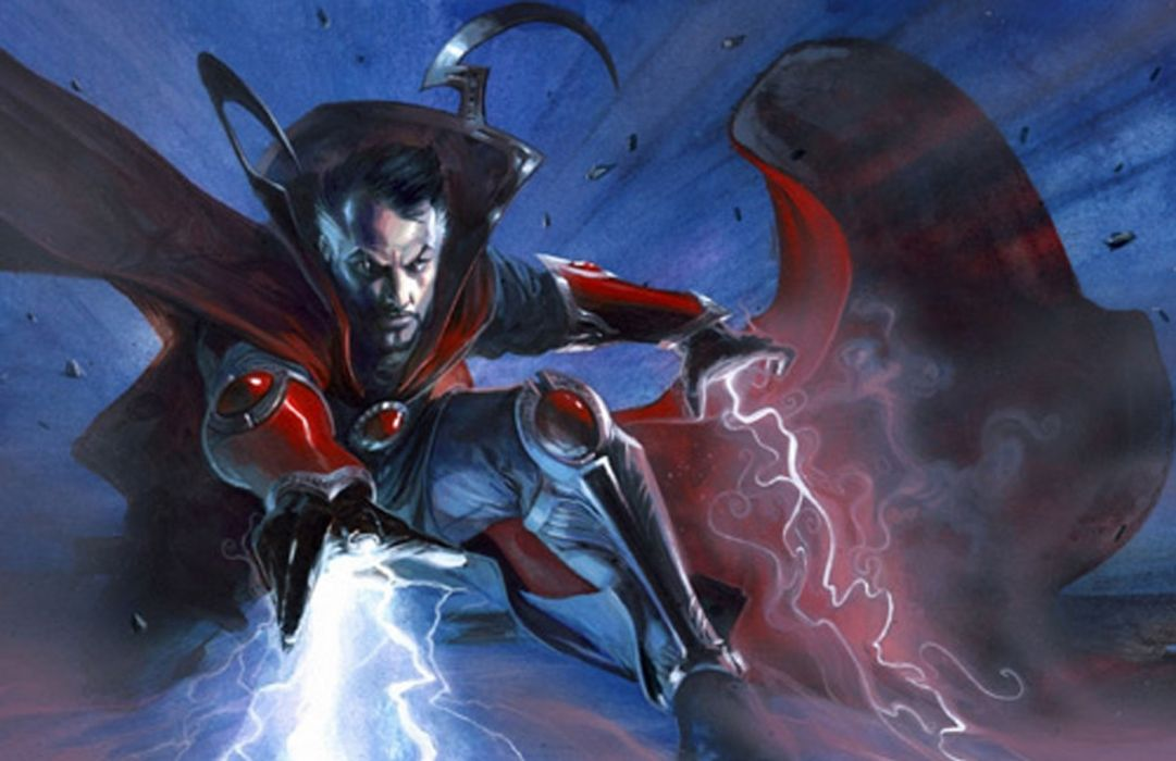 DOCTOR STRANGE marvel superhero martial magic wallpaper