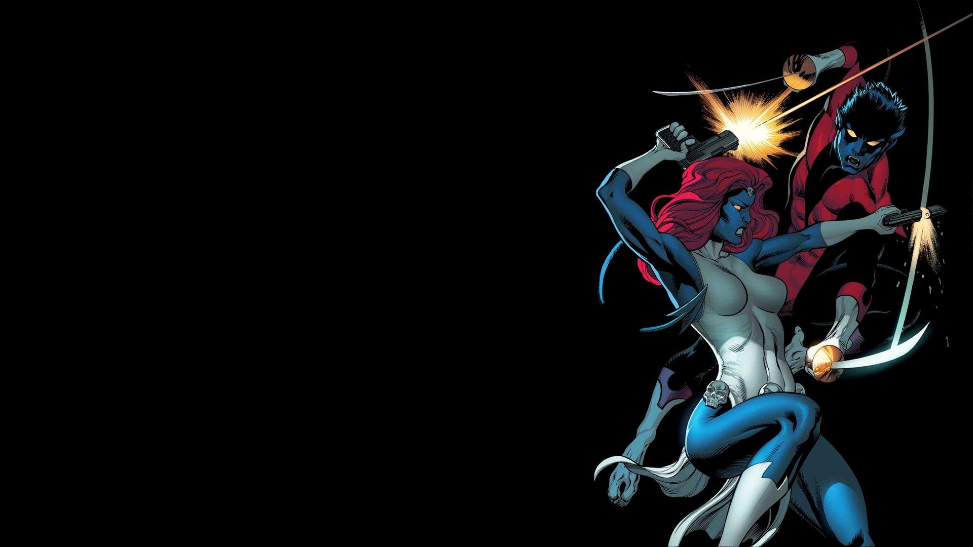 MYSTIQUE Marvel Superhero Action Xmen X Men Sexy Babe