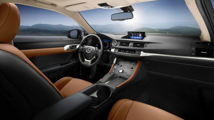 Lexus CT200h car wallpaper
