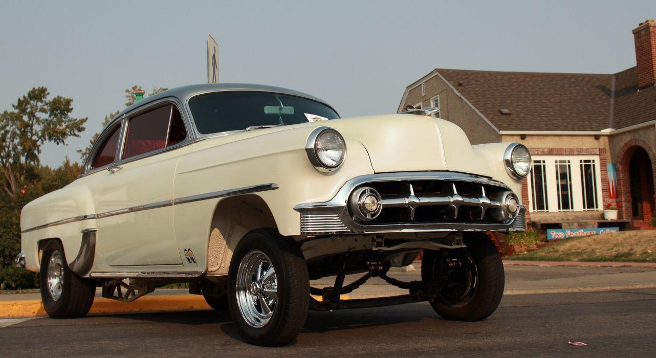 1953 Chevrolet 210 wallpaper