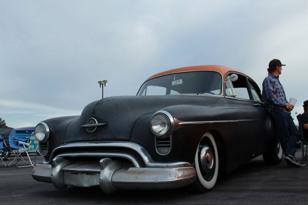 1950 Oldsmobile 88 wallpaper