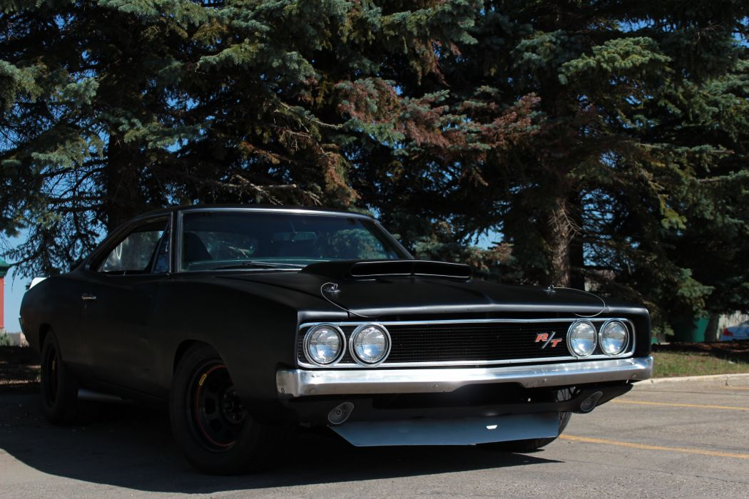 1968 Dodge Charger RT 440 Magnum wallpaper