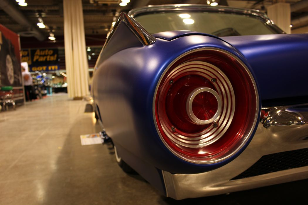 Turbine Taillights wallpaper
