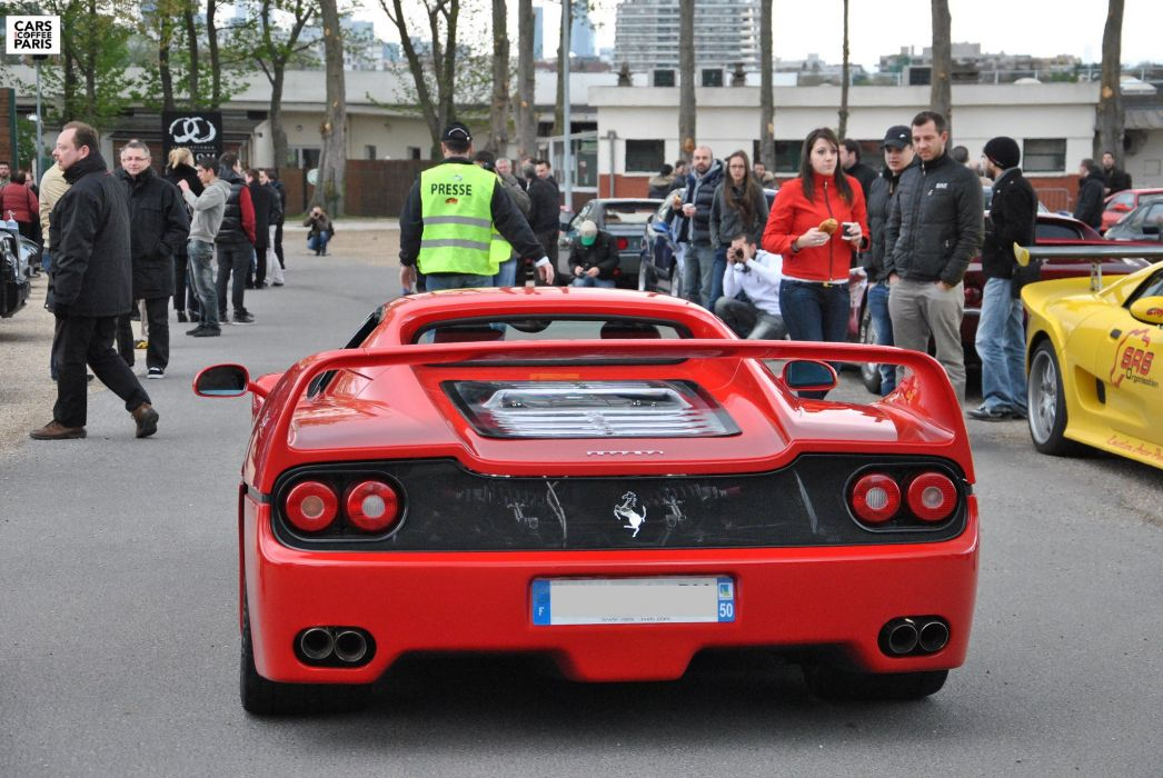 1996-1997 f50 Ferrari supercars cars italia wallpaper