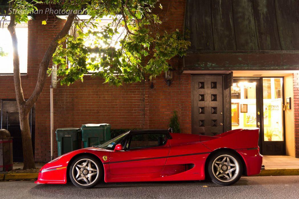 1996-1997 f50 Ferrari supercars cars italia wallpaper