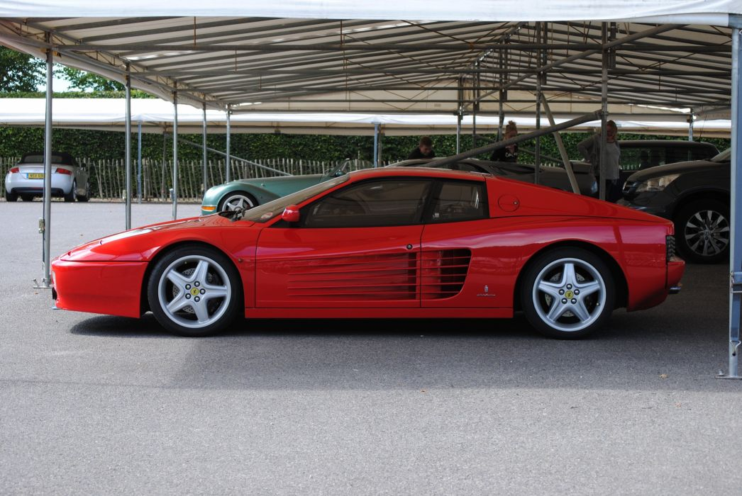 Ferrari testarossa 512 tr f512 m supercars cars italia red rouge wallpaper