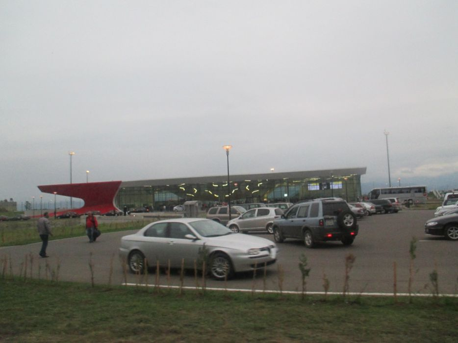 Kutaisi Georgia city international airport wallpaper