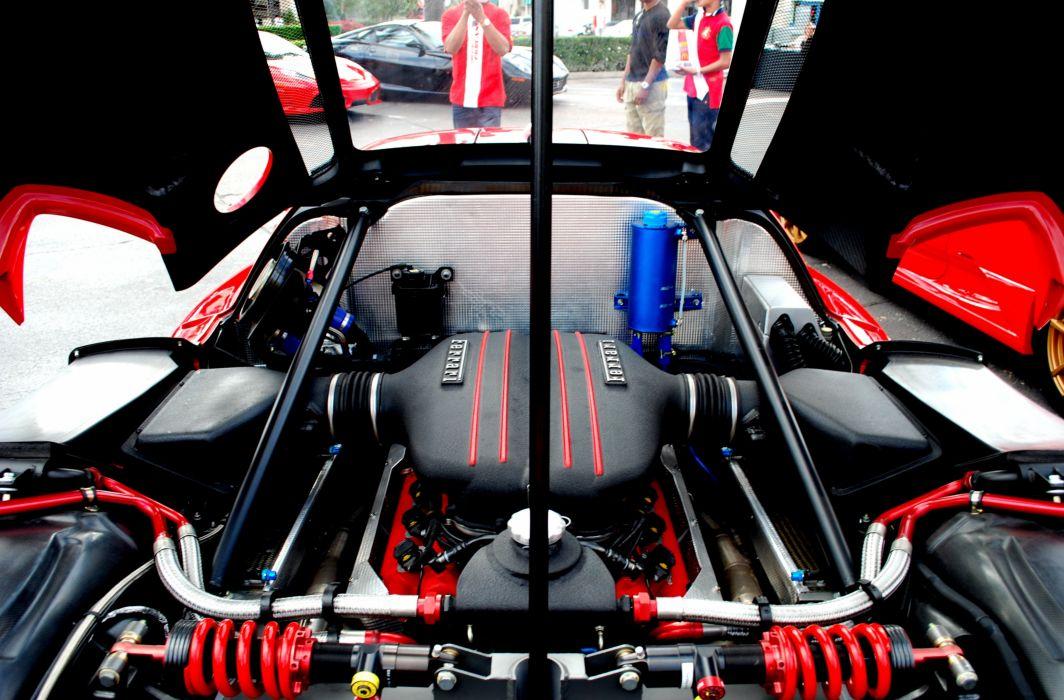Ferrari FXX enzo racecars supercars cars race italia wallpaper