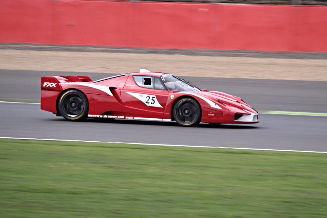 Ferrari FXX enzo racecars supercars cars race italia red rouge rossa wallpaper