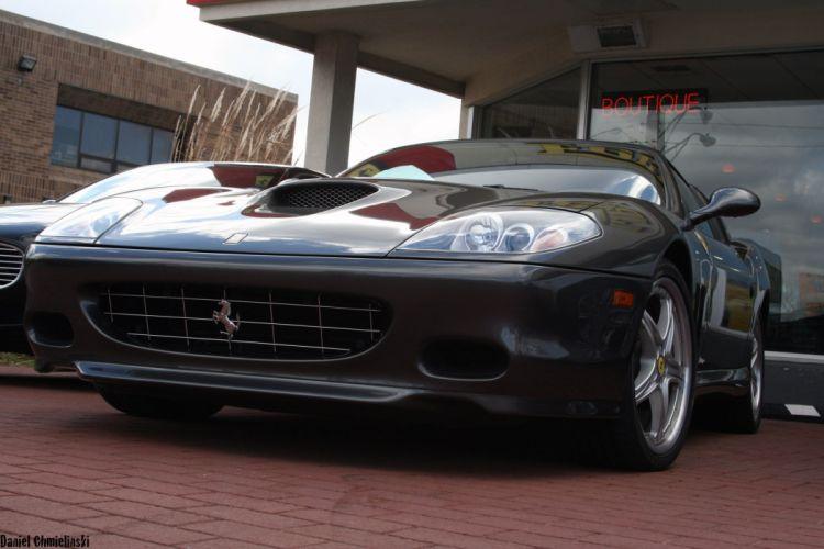 Ferrari 575 Superamerica supercars cars wallpaper