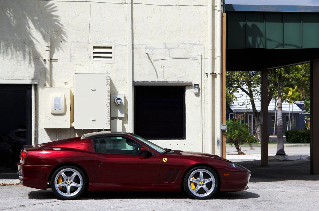 Ferrari 575 Superamerica supercars cars wallpaper