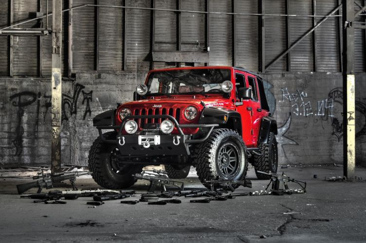 jeep-wrangler-rubicon wallpaper