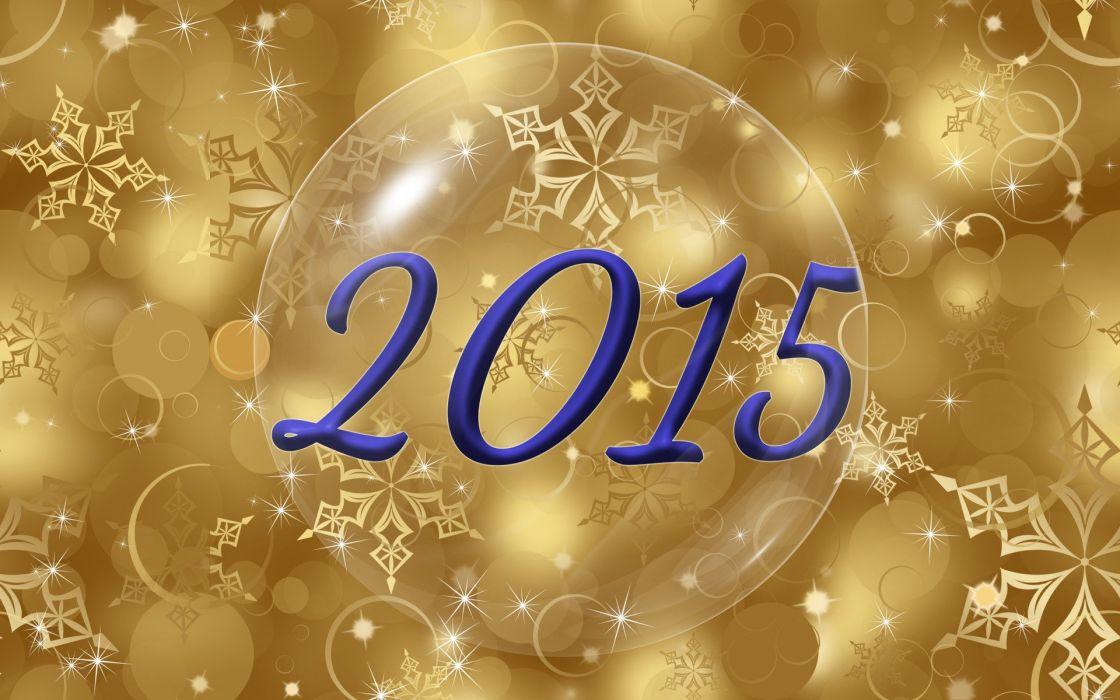 2015 - happy new year wallpaper