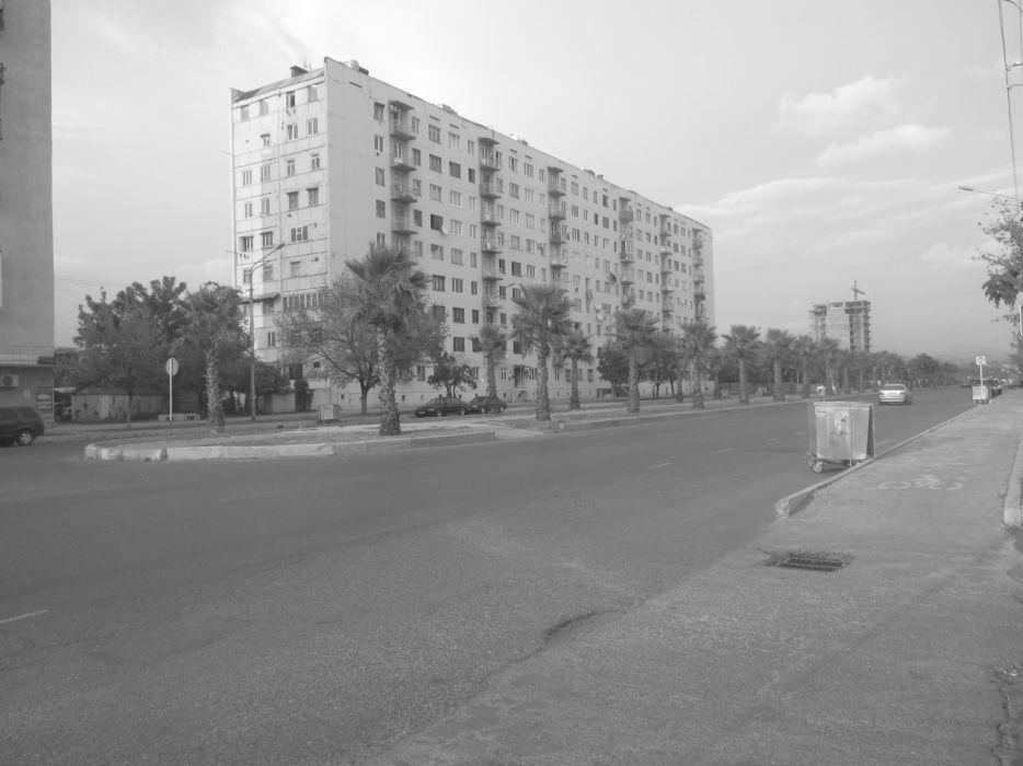 Kutaisi street david agmashnbeli wallpaper
