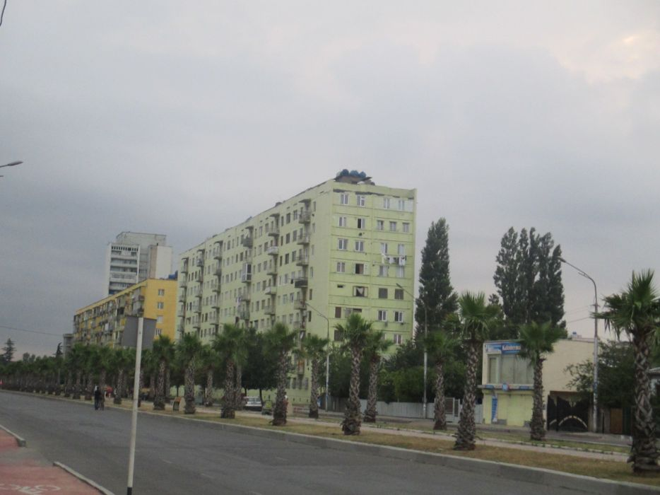 Kutaisi street wallpaper