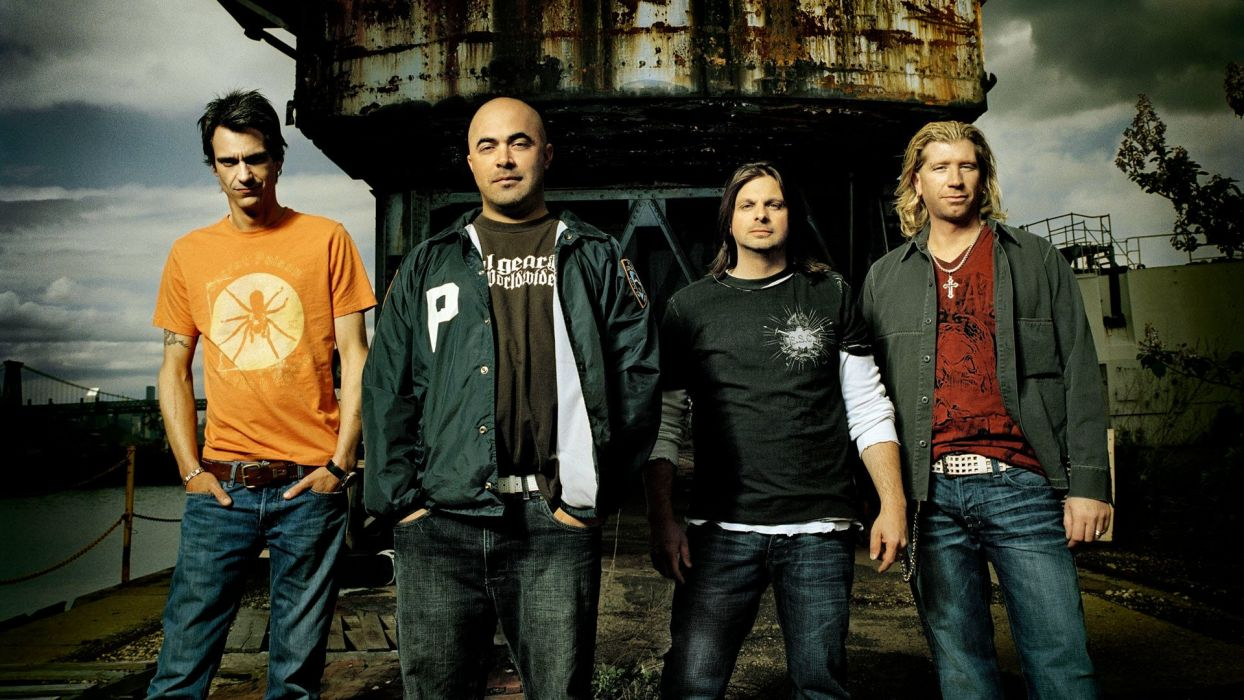 STAIND alternative grunge rock nu-metal wallpaper