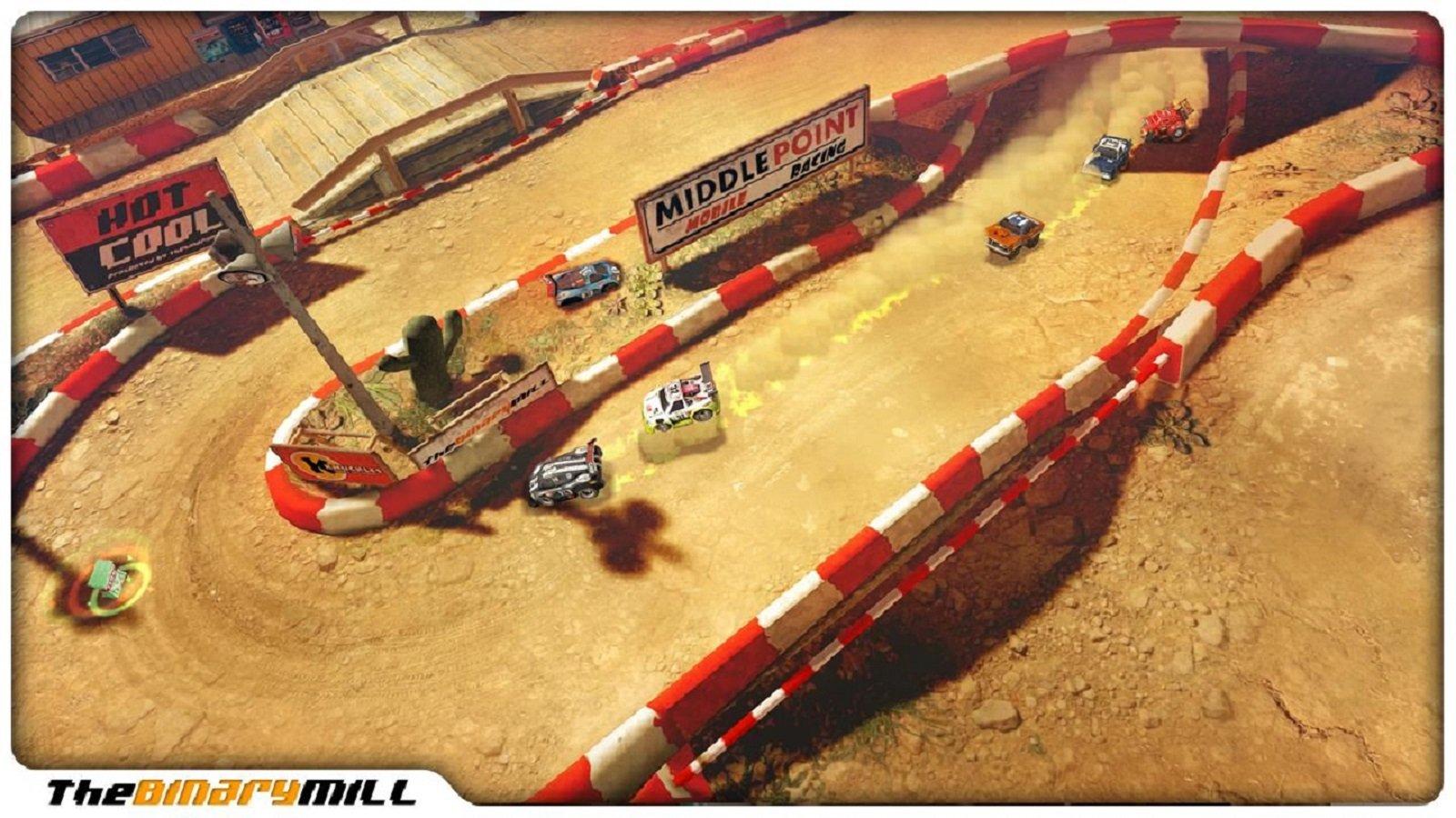 Mini Motor Racing Evo Game Video Android Ios Mac Pc Arcade Racing
