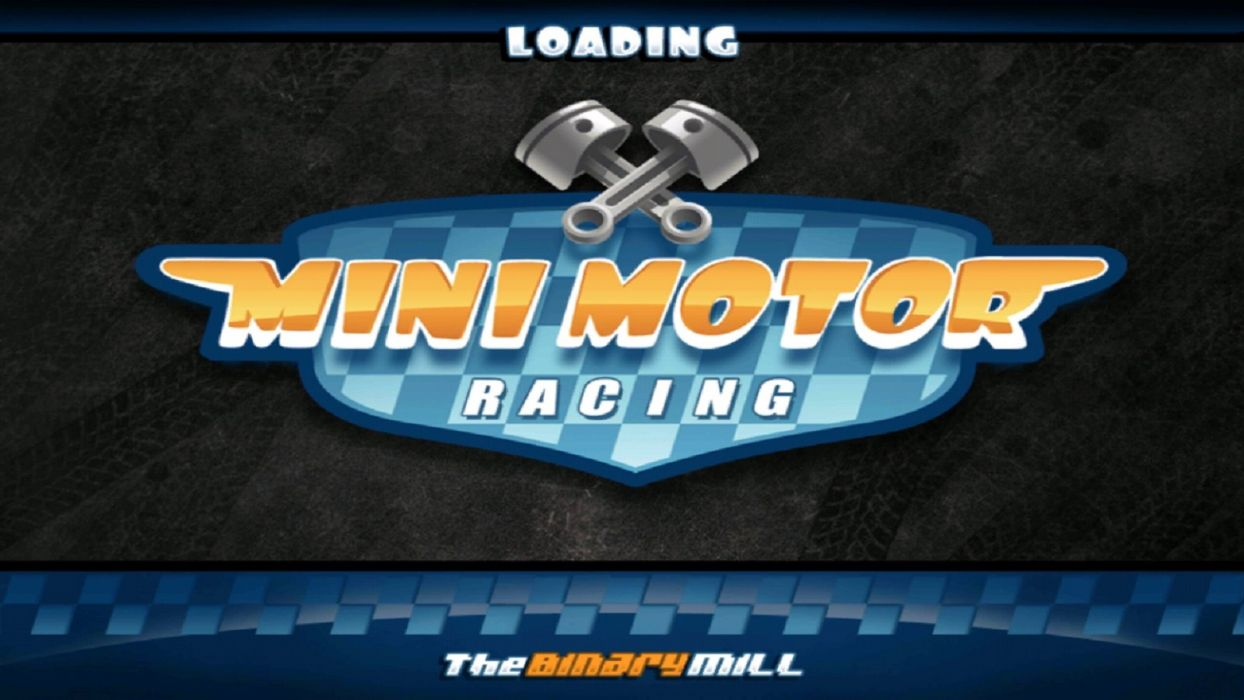 Mini Motor Racing EVO game video android ios mac pc arcade racing cars funy wallpaper