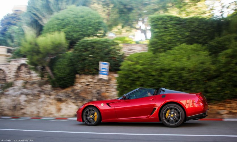 Ferrari SA Aperta 599 coupe targa supercars cars italia wallpaper