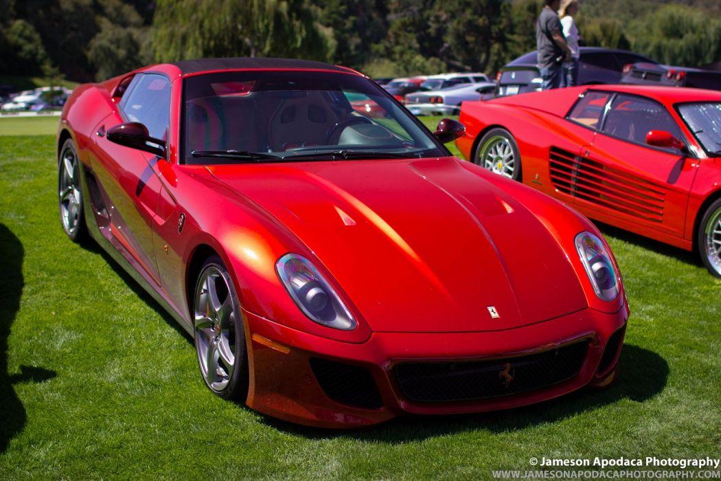 599 aperta cars Coupe Ferrari Italia supercars targa wallpaper