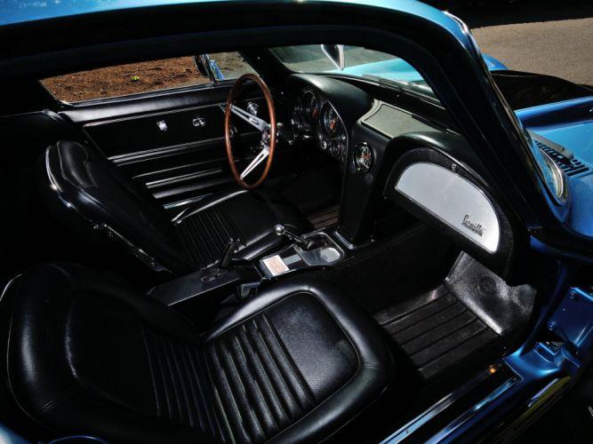 1967 Chevrolet Corvette Sting Ray L88 427 430HP (C-2) stingray muscle supercar wallpaper