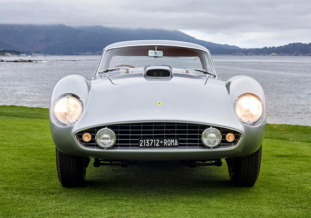 1954 Ferrari 375MM Scaglietti Coupe Speciale 0402AM supercar 375 wallpaper