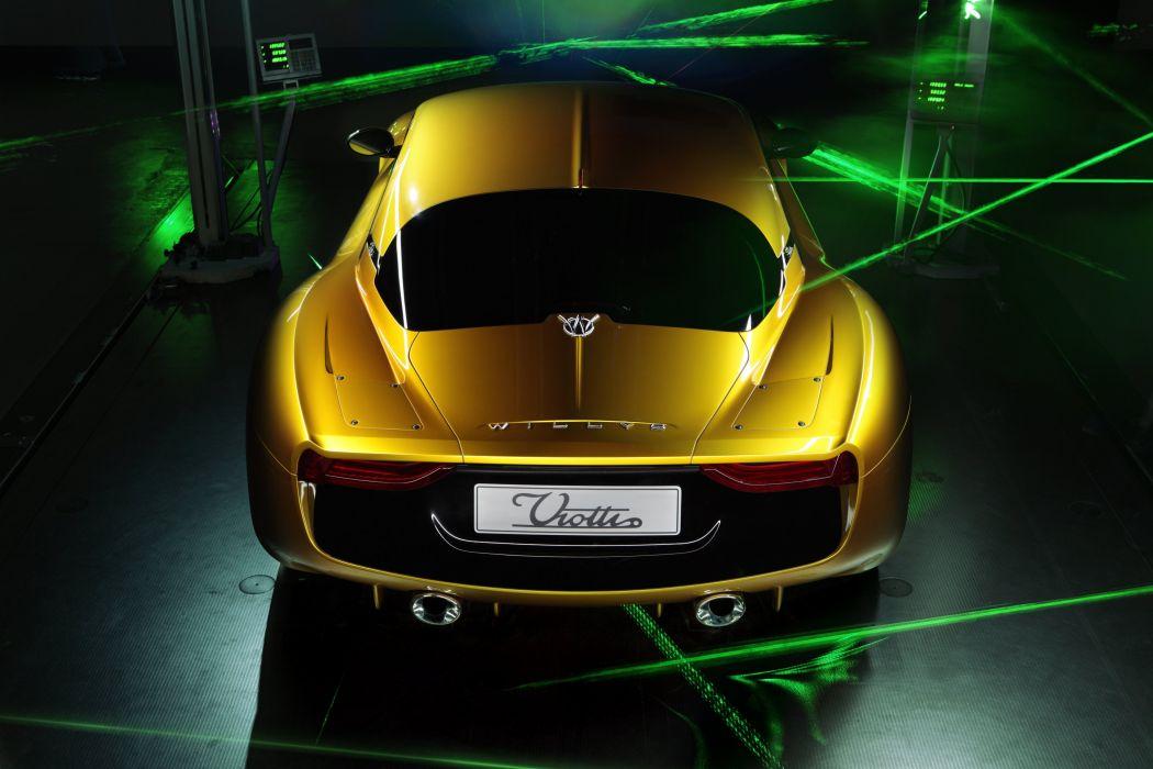 2015 Willys A-W 380 Berlineta supercar wallpaper
