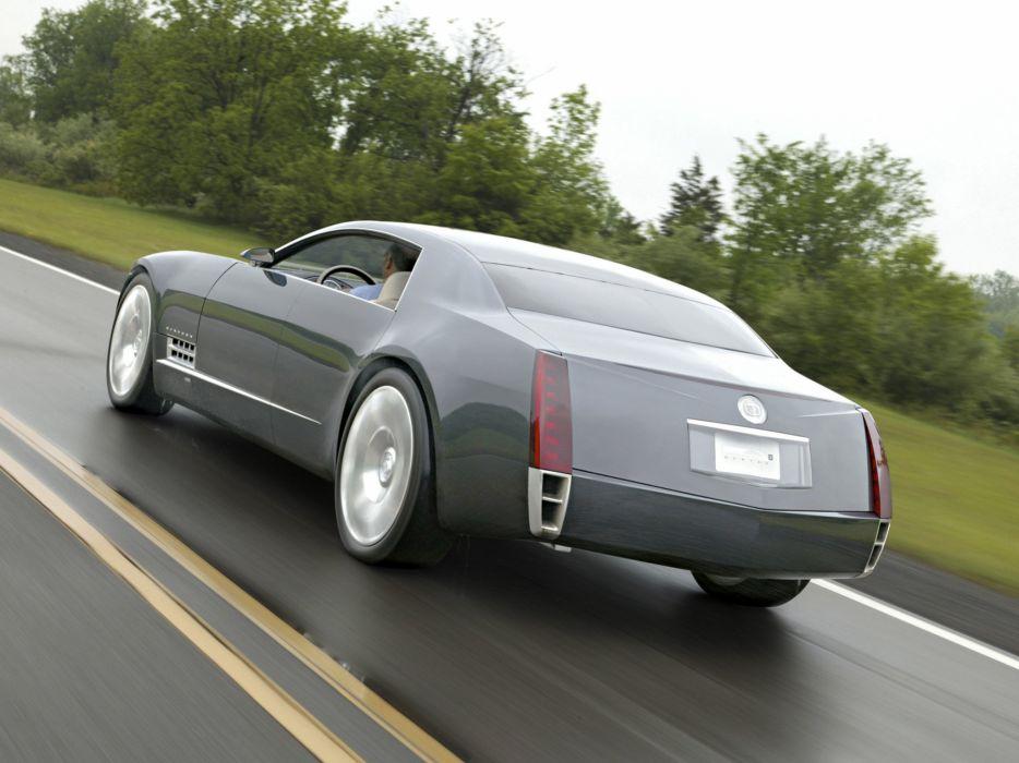 2003 Cadillac Sixteen Concept luxury wallpaper