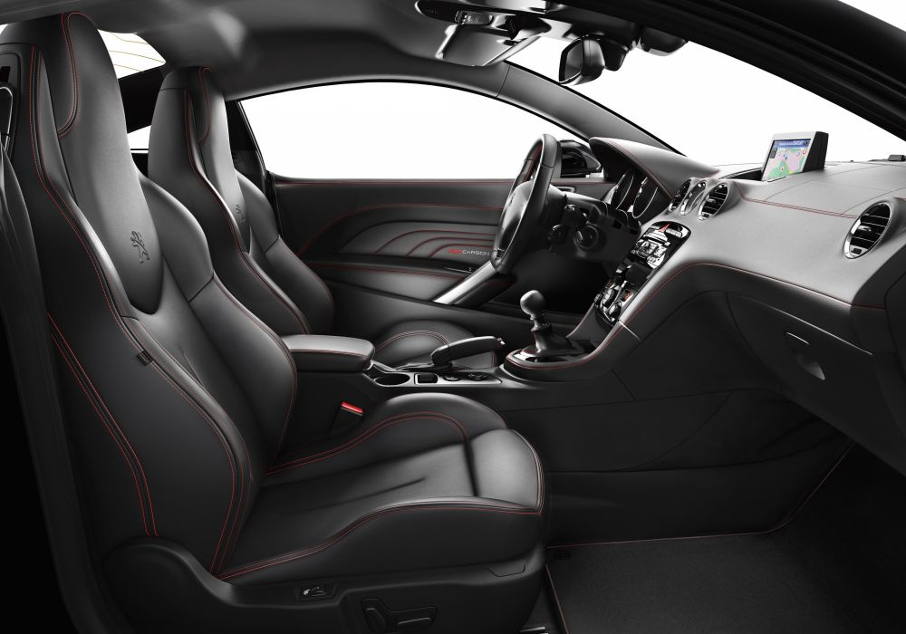 2014 Peugeot RCZ Red Carbon wallpaper